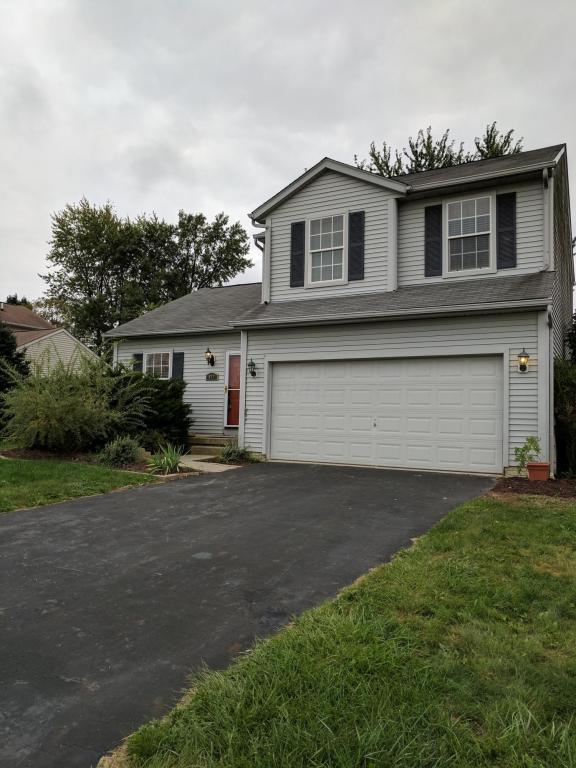 673 Hunnicut Drive, Reynoldsburg, OH 43068 (MLS #217037859) :: RE/MAX ONE