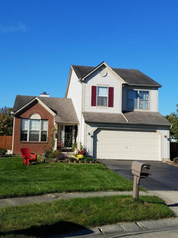 2423 Rock Creek Court, Grove City, OH 43123 (MLS #217038334) :: Cutler Real Estate