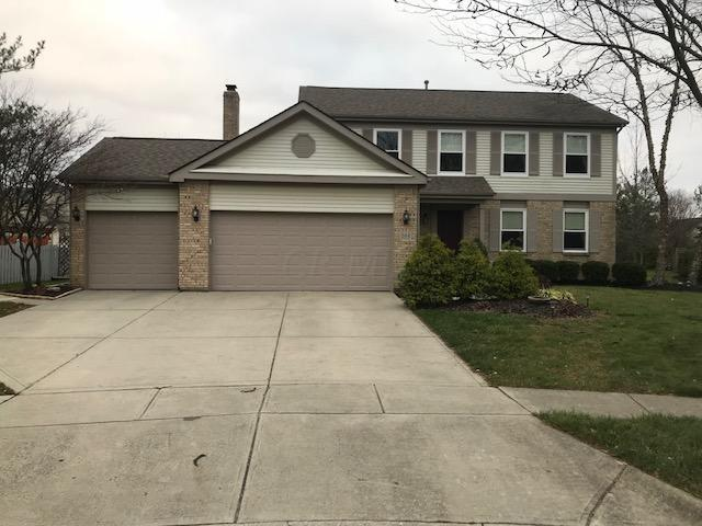 844 Eddy Court, Galloway, OH 43119 (MLS #217041220) :: Berkshire Hathaway Home Services Crager Tobin Real Estate