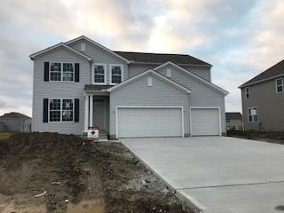1153 Burrow Court, Marysville, OH 43040 (MLS #217041485) :: Signature Real Estate