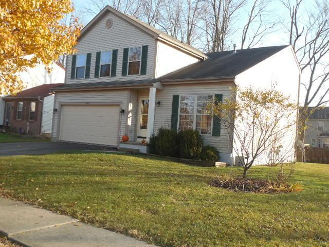 495 Bent Tree Drive, Marysville, OH 43040 (MLS #217042475) :: The Clark Realty Group @ ERA Real Solutions Realty