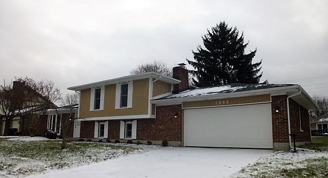 1282 Ridge Road, Wilmington, OH 45177 (MLS #217043348) :: CARLETON REALTY