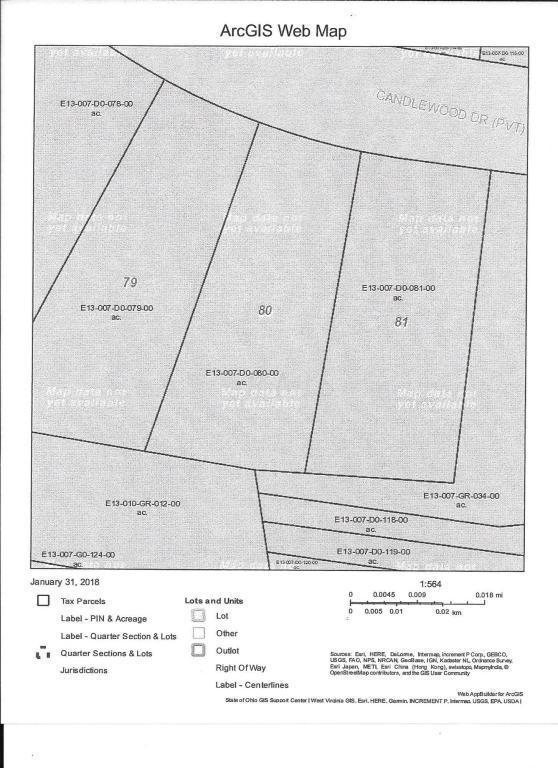 7326 State Route 19 Unit 7, Lots 80, Mount Gilead, OH 43338 (MLS #218003366) :: Susanne Casey & Associates