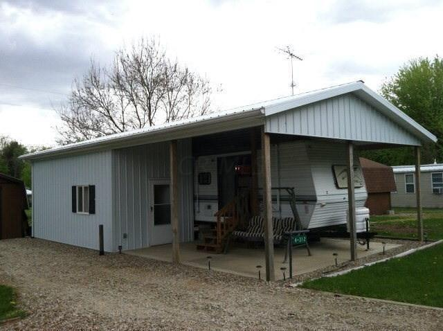 7326 State Route 19 Unit 4 Lot 313, Mount Gilead, OH 43338 (MLS #218003375) :: Susanne Casey & Associates