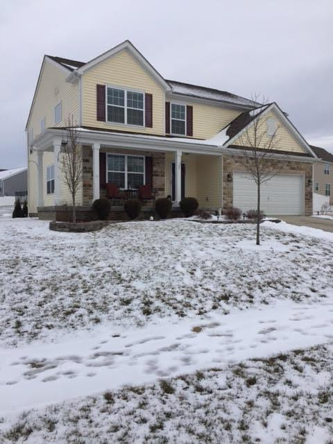 481 Rolling Acre Drive, Lithopolis, OH 43136 (MLS #218003672) :: Berkshire Hathaway Home Services Crager Tobin Real Estate