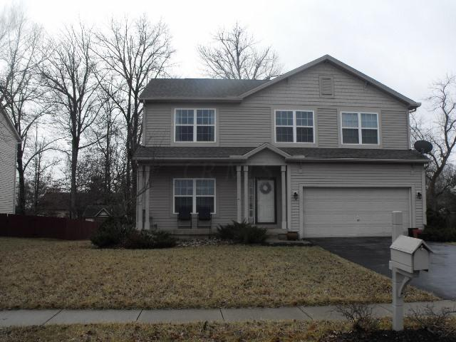 586 Dowling Avenue, Ashville, OH 43103 (MLS #218004254) :: The Mike Laemmle Team Realty