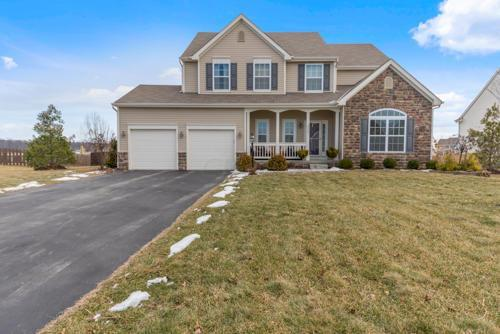 2965 Indian Summer Drive, Galena, OH 43021 (MLS #218004408) :: The Clark Group @ ERA Real Solutions Realty