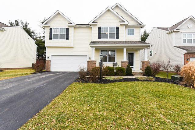 1271 Tessier Drive, Columbus, OH 43235 (MLS #218004536) :: Berkshire Hathaway Home Services Crager Tobin Real Estate