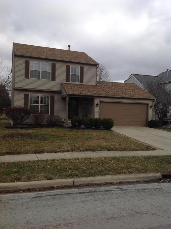 6650 Winbarr Way, Canal Winchester, OH 43110 (MLS #218005811) :: Berkshire Hathaway Home Services Crager Tobin Real Estate
