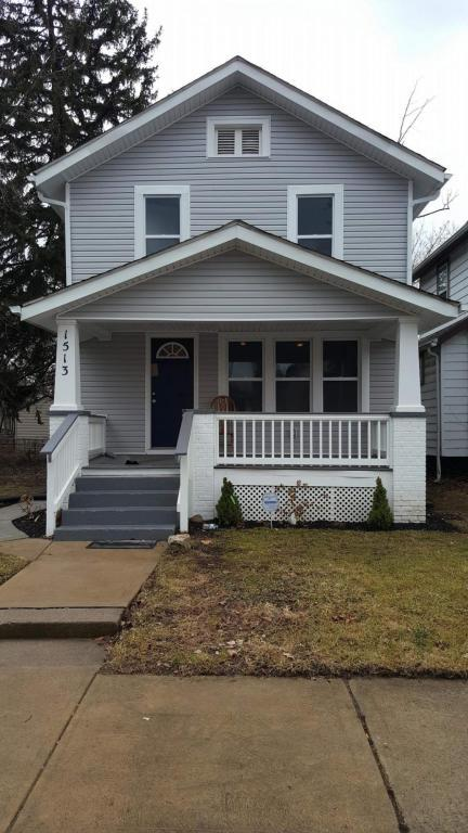 1513 Republic Avenue, Columbus, OH 43211 (MLS #218006510) :: Berkshire Hathaway Home Services Crager Tobin Real Estate