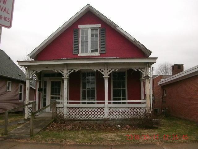 145 W Church Street, Newark, OH 43055 (MLS #218007955) :: The Clark Group @ ERA Real Solutions Realty