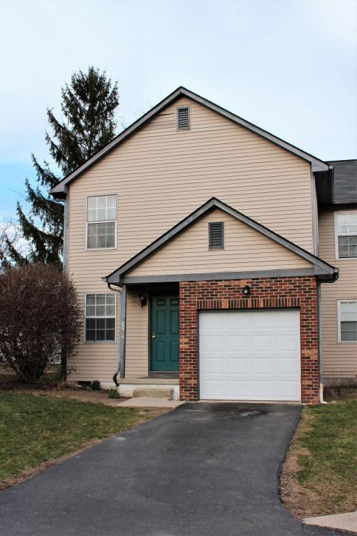 4814 Prince Charles Way 29A, Hilliard, OH 43026 (MLS #218008516) :: The Columbus Home Team