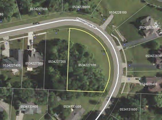 0 Pleasantview Drive Lot 1, Lancaster, OH 43130 (MLS #218010081) :: Berkshire Hathaway HomeServices Crager Tobin Real Estate
