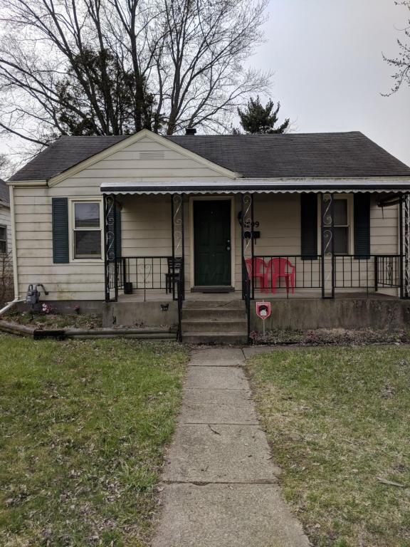 1299 Republic Avenue, Columbus, OH 43211 (MLS #218010712) :: Berkshire Hathaway HomeServices Crager Tobin Real Estate