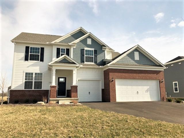 7308 White Cap Drive, Powell, OH 43065 (MLS #218011872) :: Berkshire Hathaway HomeServices Crager Tobin Real Estate