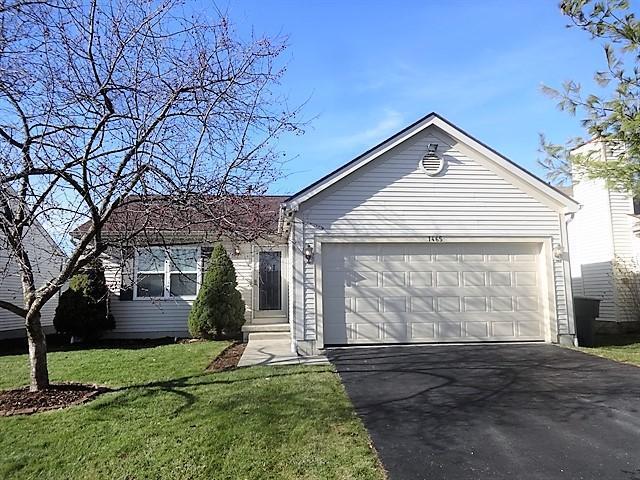 1465 Pinestone Drive, Columbus, OH 43223 (MLS #218012641) :: CARLETON REALTY