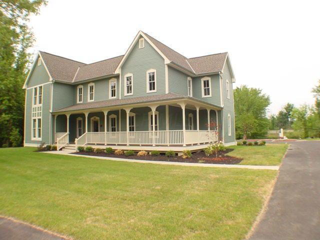 285 S Liberty Street C, Powell, OH 43065 (MLS #218013358) :: CARLETON REALTY
