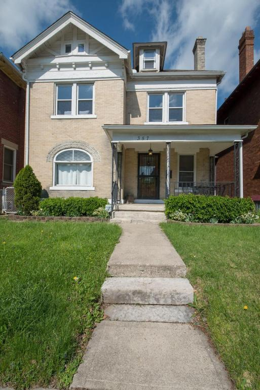357 Linwood Avenue, Columbus, OH 43205 (MLS #218016076) :: CARLETON REALTY