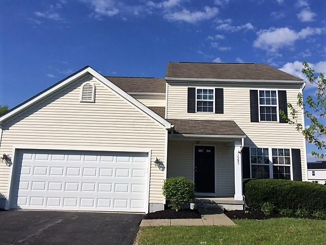 1595 Morrison Farms Drive, Blacklick, OH 43004 (MLS #218016293) :: Berkshire Hathaway HomeServices Crager Tobin Real Estate