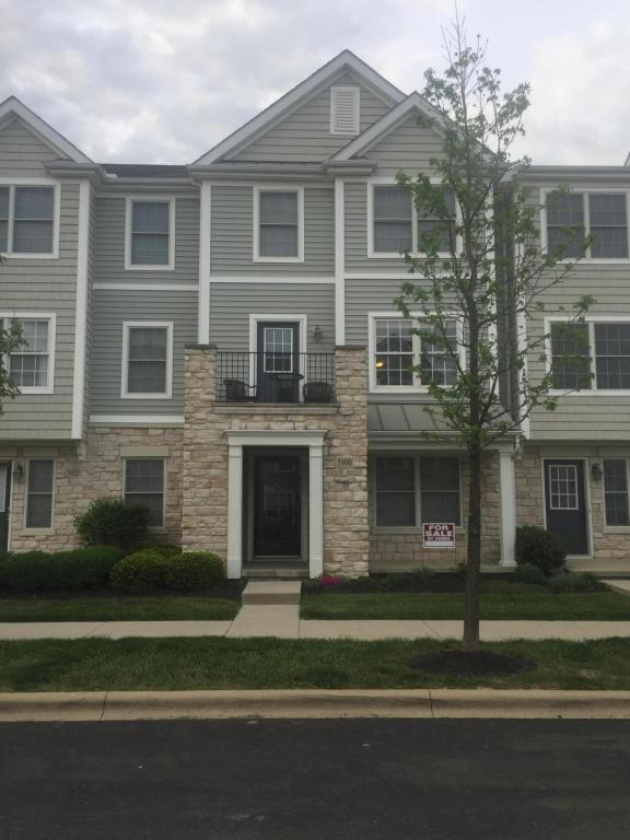 5900 Winberry Creek Drive #907, Dublin, OH 43016 (MLS #218016485) :: CARLETON REALTY