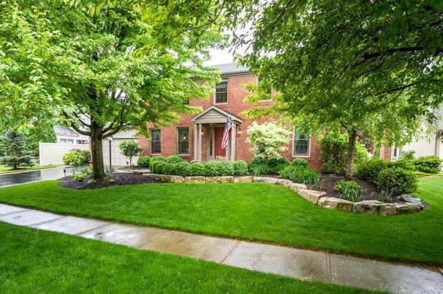 4133 Checkerberry, Hilliard, OH 43026 (MLS #218017197) :: Signature Real Estate