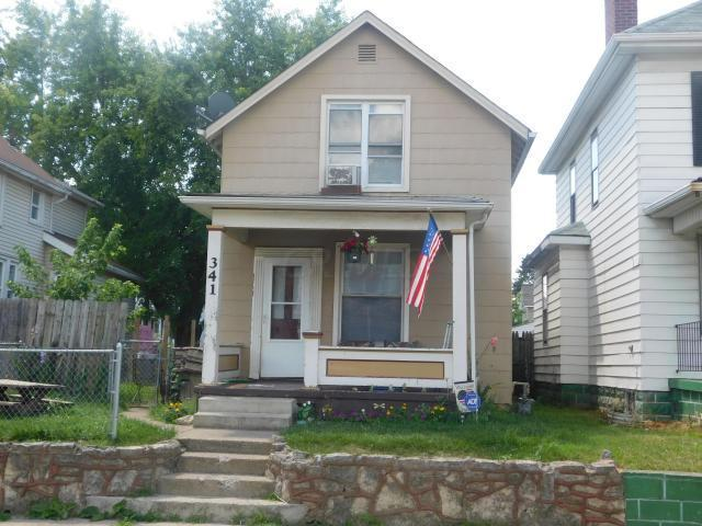 341 S Harris Avenue, Columbus, OH 43204 (MLS #218017561) :: Berkshire Hathaway HomeServices Crager Tobin Real Estate