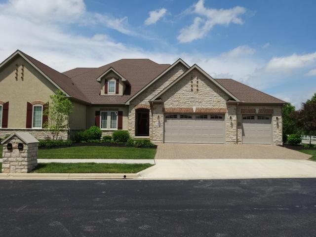 5262 Slater Ridge, Westerville, OH 43082 (MLS #218018355) :: Susanne Casey & Associates
