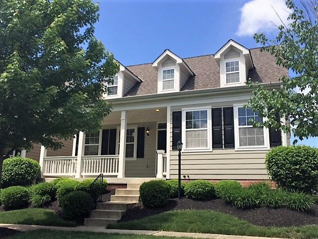 5532 Edinvale Lane, Westerville, OH 43082 (MLS #218018495) :: The Mike Laemmle Team Realty