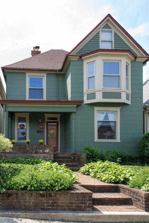 399 E Whittier Street, Columbus, OH 43206 (MLS #218020142) :: Signature Real Estate