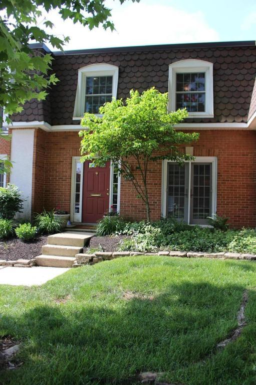 2797 Chateau Circle #51, Upper Arlington, OH 43221 (MLS #218020844) :: The Mike Laemmle Team Realty