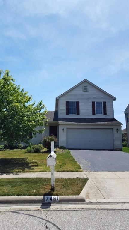 7461 Clancy Way, Westerville, OH 43082 (MLS #218021431) :: Exp Realty