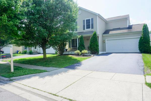 8625 Clover Glade Drive, Lewis Center, OH 43035 (MLS #218022383) :: Exp Realty