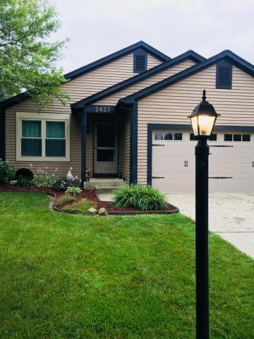 2427 Fernwood Avenue, Grove City, OH 43123 (MLS #218025232) :: Berkshire Hathaway HomeServices Crager Tobin Real Estate