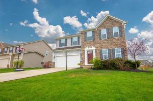 821 Oakley Drive, Delaware, OH 43015 (MLS #218026245) :: CARLETON REALTY