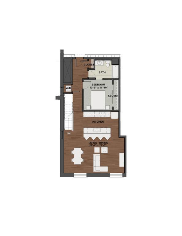 345 E Deshler Avenue #405, Columbus, OH 43206 (MLS #218026490) :: Susanne Casey & Associates