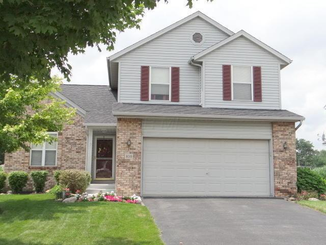 810 Brittany Drive, Delaware, OH 43015 (MLS #218027771) :: Berkshire Hathaway HomeServices Crager Tobin Real Estate