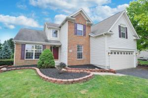 3301 Summer Glen Drive, Grove City, OH 43123 (MLS #218027783) :: The Mike Laemmle Team Realty