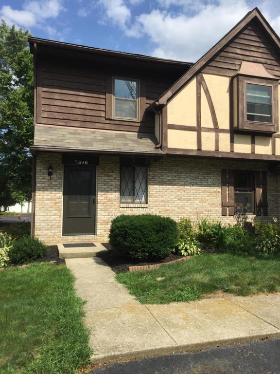 5398 Ponderosa Drive, Columbus, OH 43231 (MLS #218028474) :: e-Merge Real Estate
