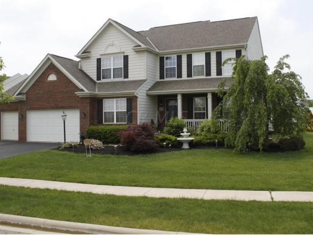 5613 Tayside Circle, Dublin, OH 43016 (MLS #218028942) :: Berkshire Hathaway HomeServices Crager Tobin Real Estate