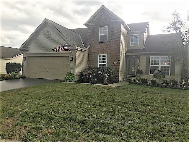 7316 Crossett Court, Canal Winchester, OH 43110 (MLS #218030355) :: The Mike Laemmle Team Realty