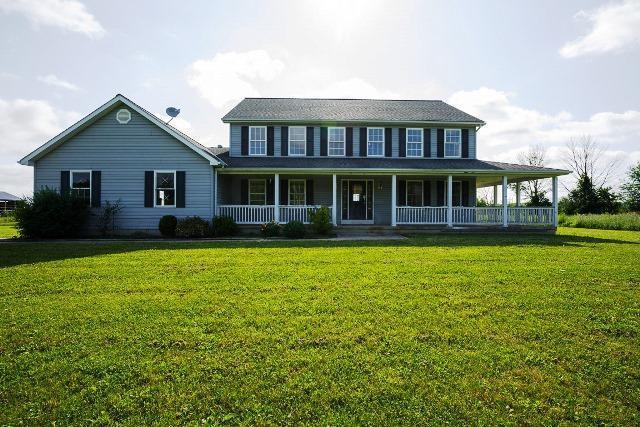 14190 Weaver Road, Marysville, OH 43040 (MLS #218031187) :: Signature Real Estate