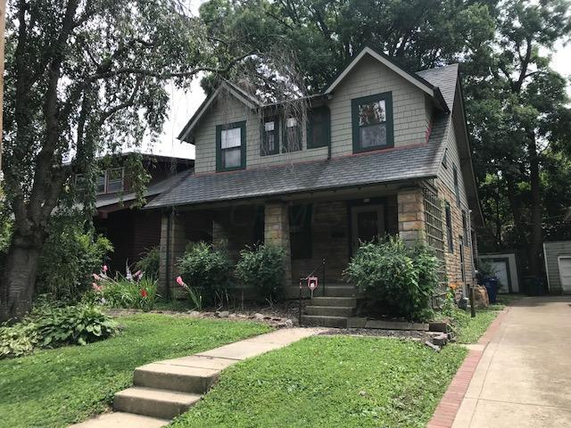 425 Glen Echo Circle, Columbus, OH 43202 (MLS #218031328) :: The Clark Group @ ERA Real Solutions Realty