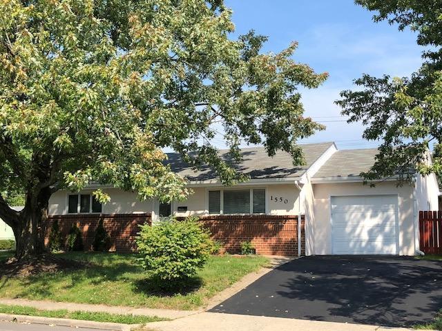 1550 Shanley Drive, Columbus, OH 43224 (MLS #218035881) :: Keller Williams Excel
