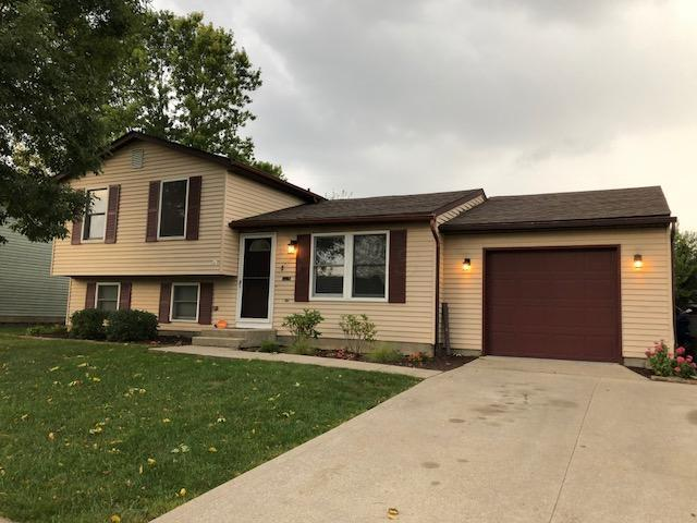 2397 Cedar Creek Drive, Grove City, OH 43123 (MLS #218036041) :: The Clark Group @ ERA Real Solutions Realty