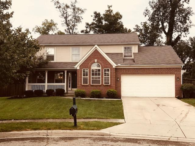 2142 Wagontrail Drive, Reynoldsburg, OH 43068 (MLS #218036489) :: Brenner Property Group   KW Capital Partners