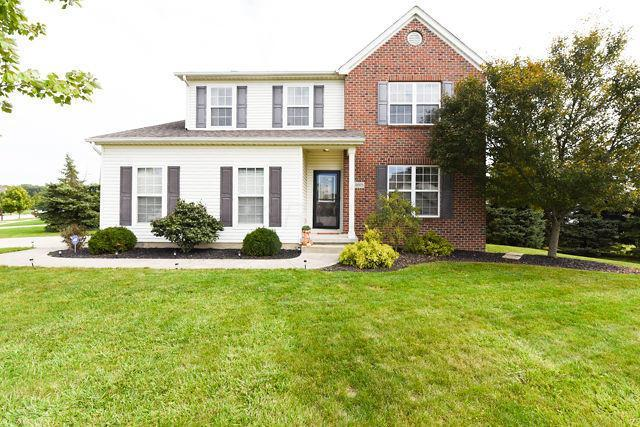 10005 Corona Lane, Plain City, OH 43064 (MLS #218038773) :: Berkshire Hathaway HomeServices Crager Tobin Real Estate