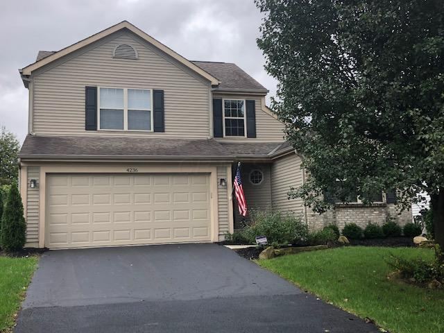 4236 Nafzger Drive, Columbus, OH 43230 (MLS #218038919) :: Berkshire Hathaway HomeServices Crager Tobin Real Estate