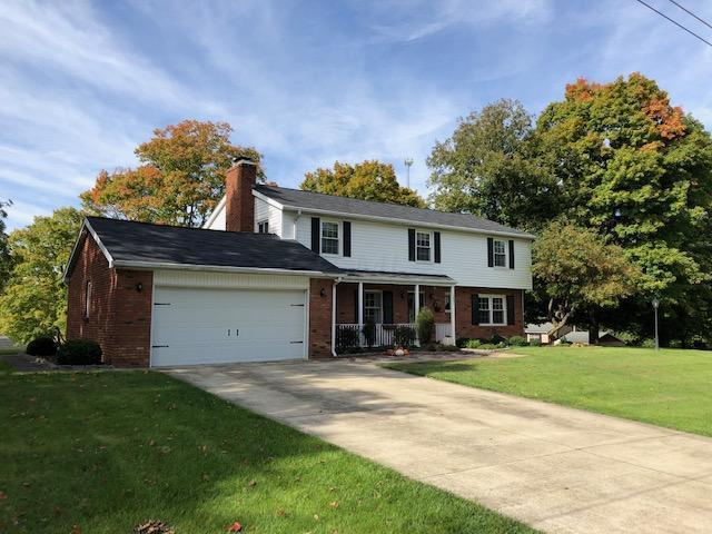 553 Hickory Lane, Mount Gilead, OH 43338 (MLS #218039450) :: Brenner Property Group | KW Capital Partners