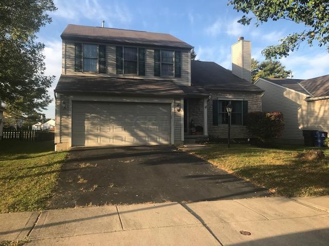 3576 Brook Spring Drive, Grove City, OH 43123 (MLS #218039705) :: Exp Realty