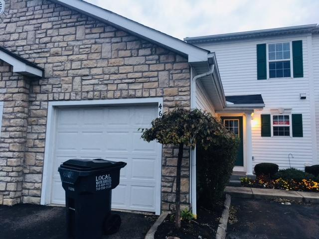 4698 Parrau Drive 62B, Columbus, OH 43228 (MLS #218040299) :: Berkshire Hathaway HomeServices Crager Tobin Real Estate